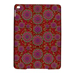Hearts Can Also Be Flowers Such As Bleeding Hearts Pop Art Ipad Air 2 Hardshell Cases by pepitasart