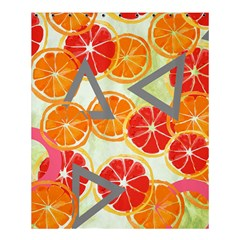Citrus Play Shower Curtain 60  X 72  (medium)  by allgirls