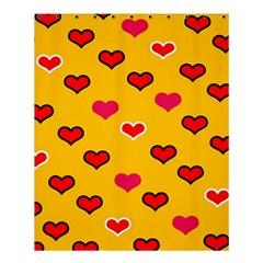 Lemony Love Shower Curtain 60  X 72  (medium) by allgirls