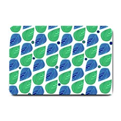 Leaves Small Doormat  by allgirls