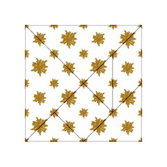 Graphic Nature Motif Pattern Acrylic Tangram Puzzle (4  X 4 ) by dflcprints