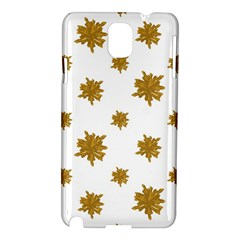 Graphic Nature Motif Pattern Samsung Galaxy Note 3 N9005 Hardshell Case by dflcprints