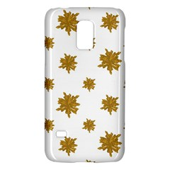 Graphic Nature Motif Pattern Galaxy S5 Mini by dflcprints