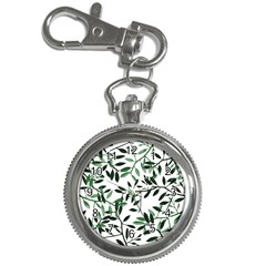 Botanical Leaves Key Chain Watches by allgirls