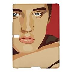 Elvis Presley Samsung Galaxy Tab S (10 5 ) Hardshell Case  by Photozrus