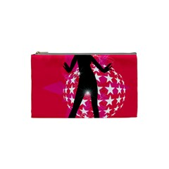 Sexy Lady Cosmetic Bag (small)  by Photozrus