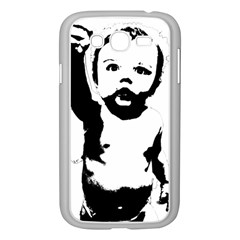 Cupid Samsung Galaxy Grand Duos I9082 Case (white) by Photozrus