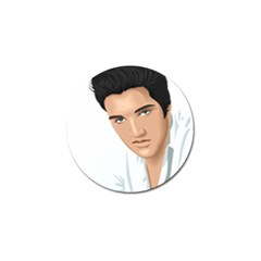 Elvis  Golf Ball Marker (10 Pack) by Photozrus