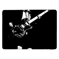 Angus Young  Samsung Galaxy Tab Pro 12 2  Flip Case by Photozrus