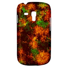 Squiggly Abstract F Galaxy S3 Mini by MoreColorsinLife