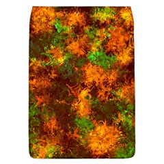 Squiggly Abstract F Flap Covers (l)  by MoreColorsinLife