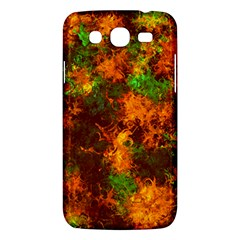 Squiggly Abstract F Samsung Galaxy Mega 5 8 I9152 Hardshell Case  by MoreColorsinLife