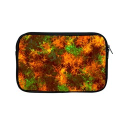 Squiggly Abstract F Apple Macbook Pro 13  Zipper Case by MoreColorsinLife