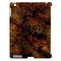 Wonderful Marbled Structure A Apple Ipad 3/4 Hardshell Case (compatible With Smart Cover) by MoreColorsinLife