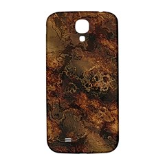 Wonderful Marbled Structure A Samsung Galaxy S4 I9500/i9505  Hardshell Back Case by MoreColorsinLife