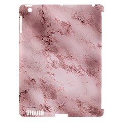 Wonderful Marbled Structure E Apple Ipad 3/4 Hardshell Case (compatible With Smart Cover)