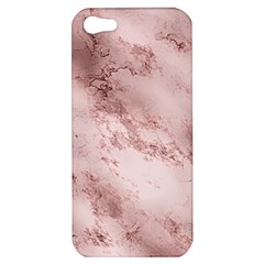 Wonderful Marbled Structure E Apple Iphone 5 Hardshell Case by MoreColorsinLife