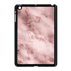 Wonderful Marbled Structure E Apple Ipad Mini Case (black) by MoreColorsinLife
