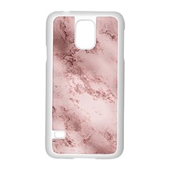 Wonderful Marbled Structure E Samsung Galaxy S5 Case (white) by MoreColorsinLife