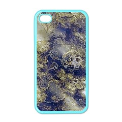 Wonderful Marbled Structure D Apple Iphone 4 Case (color) by MoreColorsinLife