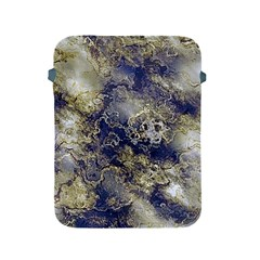 Wonderful Marbled Structure D Apple Ipad 2/3/4 Protective Soft Cases by MoreColorsinLife