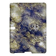 Wonderful Marbled Structure D Samsung Galaxy Tab S (10 5 ) Hardshell Case  by MoreColorsinLife