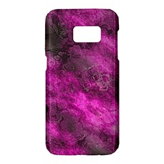Wonderful Marbled Structure C Samsung Galaxy S7 Hardshell Case