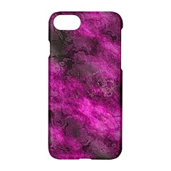 Wonderful Marbled Structure C Apple Iphone 7 Hardshell Case by MoreColorsinLife
