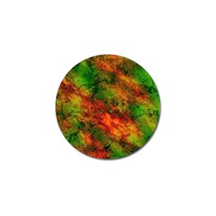Wonderful Marbled Structure F Golf Ball Marker (10 Pack) by MoreColorsinLife