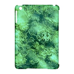 Wonderful Marbled Structure I Apple Ipad Mini Hardshell Case (compatible With Smart Cover) by MoreColorsinLife