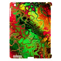 Awesome Fractal 35i Apple Ipad 3/4 Hardshell Case (compatible With Smart Cover) by MoreColorsinLife