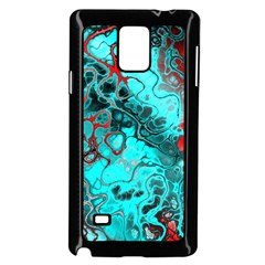 Awesome Fractal 35g Samsung Galaxy Note 4 Case (black) by MoreColorsinLife