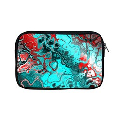 Awesome Fractal 35g Apple Macbook Pro 13  Zipper Case by MoreColorsinLife