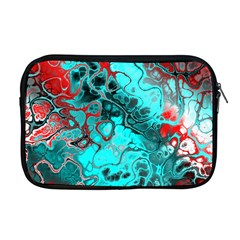 Awesome Fractal 35g Apple Macbook Pro 17  Zipper Case by MoreColorsinLife