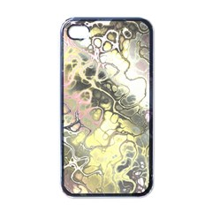 Awesome Fractal 35h Apple Iphone 4 Case (black) by MoreColorsinLife