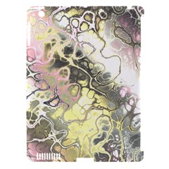 Awesome Fractal 35h Apple Ipad 3/4 Hardshell Case (compatible With Smart Cover) by MoreColorsinLife