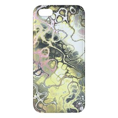 Awesome Fractal 35h Iphone 5s/ Se Premium Hardshell Case by MoreColorsinLife