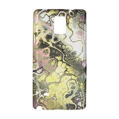 Awesome Fractal 35h Samsung Galaxy Note 4 Hardshell Case by MoreColorsinLife
