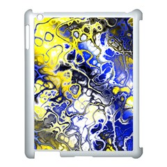 Awesome Fractal 35a Apple Ipad 3/4 Case (white) by MoreColorsinLife