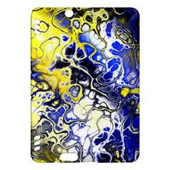 Awesome Fractal 35a Kindle Fire Hdx Hardshell Case by MoreColorsinLife