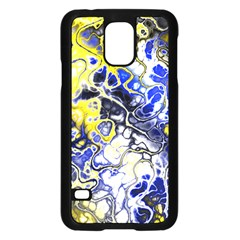 Awesome Fractal 35a Samsung Galaxy S5 Case (black)