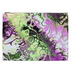 Awesome Fractal 35d Cosmetic Bag (xxl)  by MoreColorsinLife