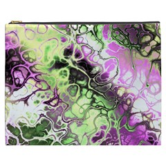 Awesome Fractal 35d Cosmetic Bag (xxxl)  by MoreColorsinLife