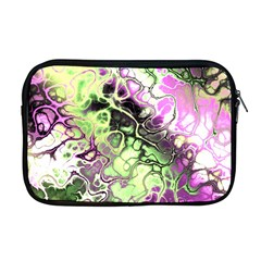 Awesome Fractal 35d Apple Macbook Pro 17  Zipper Case by MoreColorsinLife