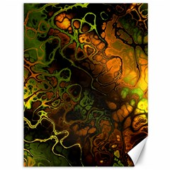 Awesome Fractal 35e Canvas 36  X 48