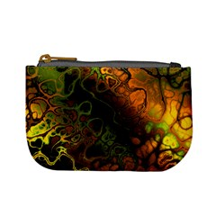 Awesome Fractal 35e Mini Coin Purses by MoreColorsinLife