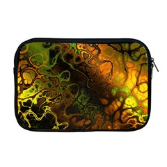Awesome Fractal 35e Apple Macbook Pro 17  Zipper Case by MoreColorsinLife