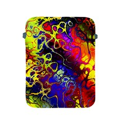 Awesome Fractal 35c Apple Ipad 2/3/4 Protective Soft Cases by MoreColorsinLife
