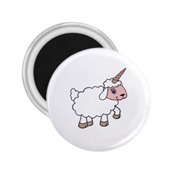 Unicorn Sheep 2 25  Magnets by Valentinaart