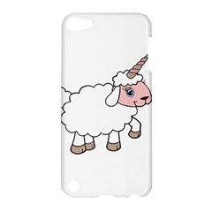 Unicorn Sheep Apple Ipod Touch 5 Hardshell Case by Valentinaart